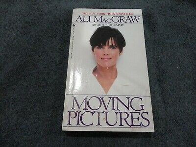 £9.54 • Buy Moving Pictures By Ali Macgraw = Small Paperback Book=