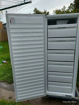 AU150 • Buy Fisher And Paykel Freezer, Upright With Drawers, Used Conditionn.