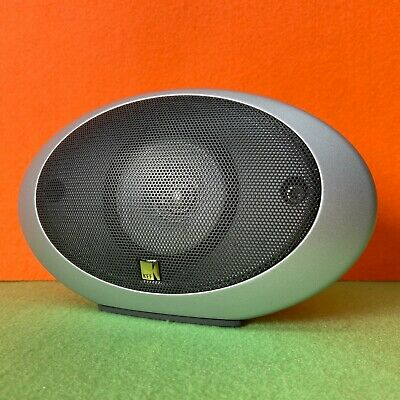£39.99 • Buy Kef Htc-1001 Egg Satellite Centre Speakers - Tested, Working!