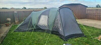 £200 • Buy Outwell Hartford XL Tent, Sleeps Up To 11 People Comfortably.