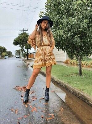 AU155 • Buy Spell And The Gypsy Collective Coco Lei Mini Playdress XS BNWT
