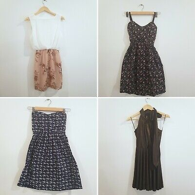 AU40 • Buy Womens Clothing Bundle Dresses Sizes 6-8, Great Price For Resale