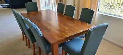 AU350 • Buy Dining Table And 8 Chairs ******REDUCED******