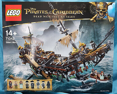 £280 • Buy Lego 71042 - Pirates Of The Caribbean Silent Mary - Brand New In Box And Sealed