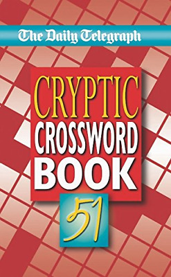 £5.81 • Buy The Daily Telegraph Cryptic Crosswords, Telegraph Group Limited, Good Condition