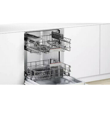 View Details Bosch SMV46JX01G Serie 4 Fully-integrated Dishwasher 60cm • 425£