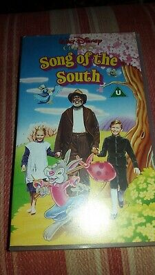 £75 • Buy Rare Song Of The South VHS Tape Including Original Leaflets