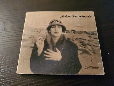 £14.58 • Buy JOHN FRUSCIANTE - Niandra Lades & Usually Just A T-shirt (CD, 1994) Out Of Print