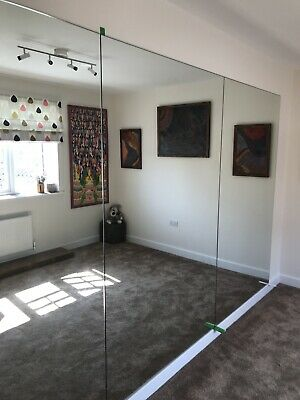 £75 • Buy Gym Mirrors 6ft X 4ft