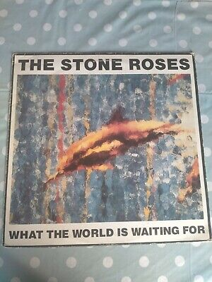 £22.50 • Buy The Stone Roses - What The World Is Waiting For - Fools Gold Vinyl 12