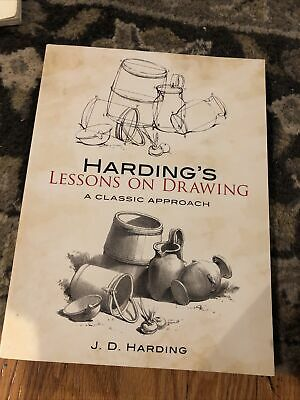 AU1.33 • Buy Dover Art Instruction Ser.: Harding's Lessons On Drawing : A Classic Approach By