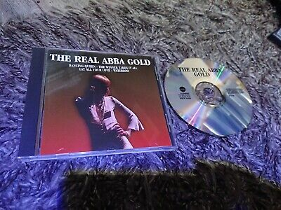 £2.50 • Buy The Real ABBA Gold (CD, 2001)