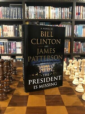 AU268.03 • Buy THE PRESIDENT IS MISSING Signed By President Bill Clinton & James Patterson 1st