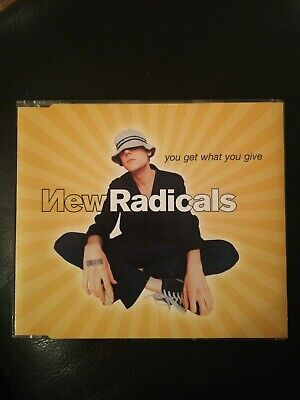 £1.49 • Buy New Radicals - You Get What You Give - CD Single