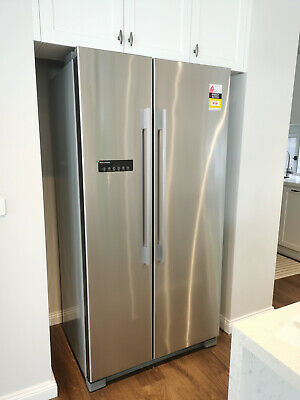 AU500 • Buy Fisher And Paykel RX628DX1 Side By Side Fridge Freezer