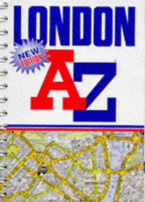 £3.55 • Buy A. To Z. London Street Atlas, Geographers' A-Z Map Company, Good Condition Book,