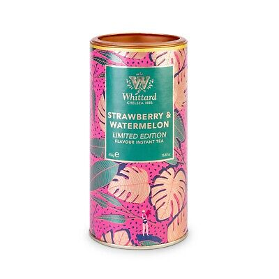 £10 • Buy WhittardLimited Edition Strawberry And Watermelon Flavour Instant Tea