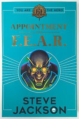 AU10.78 • Buy Scholastic RPG Appointment With F.E.A.R. NM