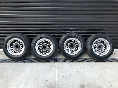 """AU1200 • Buy 13"""" Holden Torana Hotwires Brand New Tyres And Nuts"""