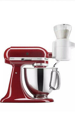 £85 • Buy KitchenAid 5KSMSFTA Sifter And Scale Attachment For Stand Mixer Brand New