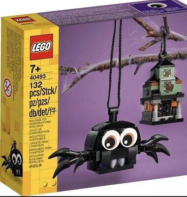 £5 • Buy Lego Halloween Spider And Haunted House Duo Set ~ Brand New 🕸🎃