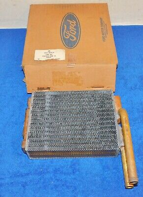 AU171.76 • Buy 1973-79 Ford F100 F150 F250 F350 Truck 78-79 Bronco NOS HIGH OUTPUT HEATER CORE