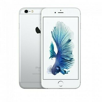 AU57 • Buy Apple IPhone 6s Plus 64GB Silver (Unlocked) A1687 (AU Stock) Home Button Faulty