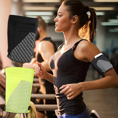 £5.99 • Buy Sports Armband Running Jogging Mobile Phone Arm Bag Card Key Case Cover Holders