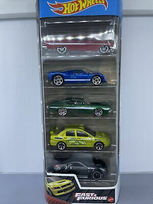 AU18 • Buy Hot Wheels 5 Set Fast And Furious