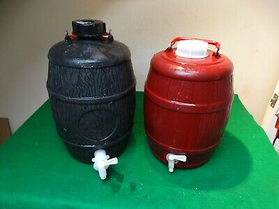 £10.50 • Buy A Pair Of Home Brew Beer Pressure Barrels For The Smaller  Brew.
