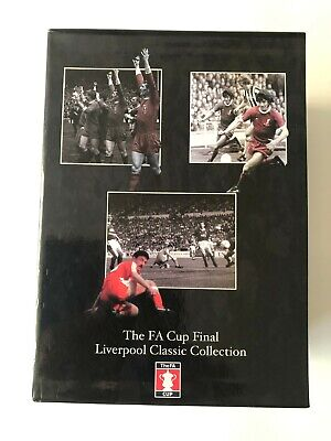 £25 • Buy Liverpool FC: FA Cup Finals DVD Sports (2005)