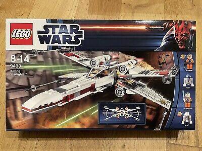 £150 • Buy LEGO Star Wars 9493 Luke's X-wing Starfighter (from 2012), NEW, Factory Sealed