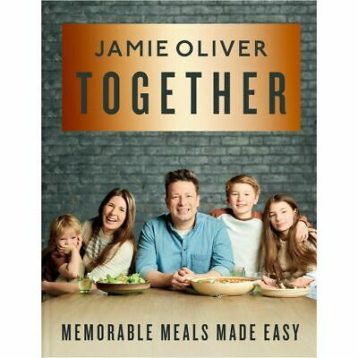 AU27.50 • Buy TOGETHER By Jamie Oliver BRAND NEW On Hand IN AUS!