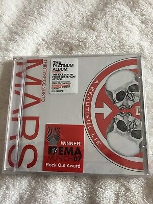 £0.99 • Buy 30 SECONDS TO MARS - A BEAUTIFUL LIE - The Platinum Album- New & Sealed