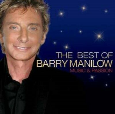 £8.23 • Buy Barry Manilow Music & Passion - The Best Of Barry Manilow CD NEW & SEALED