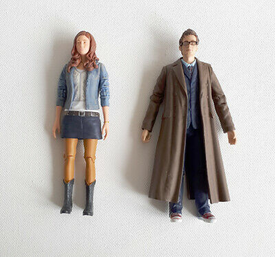 £28 • Buy Dr Who Action Figure - The Tenth Doctor & Amy Pond