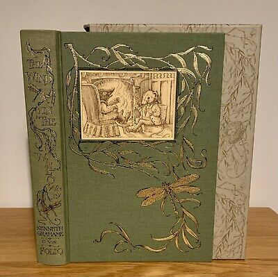 £35 • Buy The Wind In The Willows By Kenneth Grahame - Folio Society