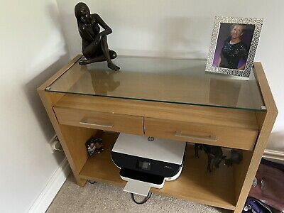 £25 • Buy Console Table With Drawers Used