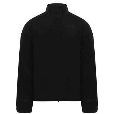 £109 • Buy Y3 Adidas Shell Track Jacket Black Men's Premium Funnel Neck Outerwear RRP £229