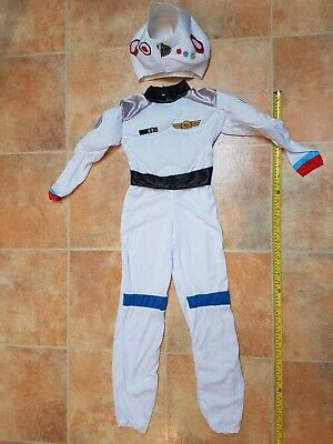 £9.90 • Buy SPACEMAN Boy Fancy Dress Up Costume Child Party Outfit World Book Day Kids MOVIE