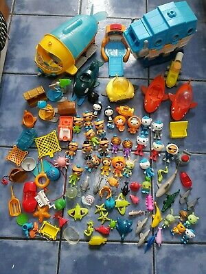 £30 • Buy Octonauts Toys Bundle - Huge Collection Of Figures, Animals And Gups