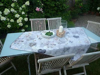 £14.82 • Buy Tablecloth Provence 130x150 CM Beige From France Easy-Care Non-Iron