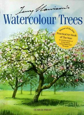 £2.49 • Buy Painting  - Signed Terry Harrison - Watercolour Trees - Instructional Guide