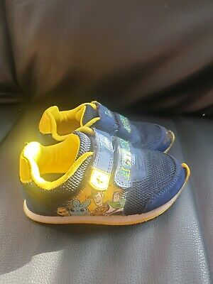£0.99 • Buy Boys Toy Story 4 Trainers Size 5 Navy Yellow