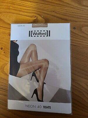 £19 • Buy Wolford Neon 40 Tights. Extra Large. Cosmetic