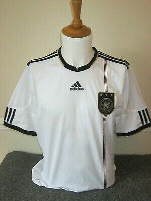 £14.99 • Buy Germany Home Shirt 2010/12 XL Adidas. Excellent Condition.