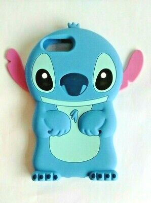 £6.99 • Buy Lilo And Stitch IPhone 7 Plus Soft Gel Rubber 3D Phone Case