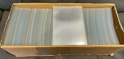 £39 • Buy Job Lot Approx 1200 Modern Size Plastic Postcard Protector Sleeves