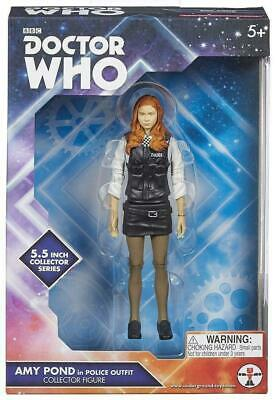 £19 • Buy Doctor Who Collector Series - Amy Pond In Police Uniform - 5.5 Action Figure