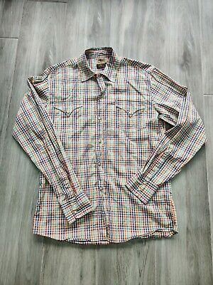 £19.99 • Buy PRPS Western Shirt Made In Portugal Large